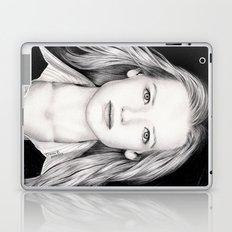 ANNA TORV - OLIVIA DUNHAM Laptop & iPad Skin