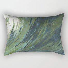 Big Pacific Ocean Wave Rectangular Pillow