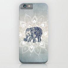 Elephant  Mandala iPhone 6s Slim Case