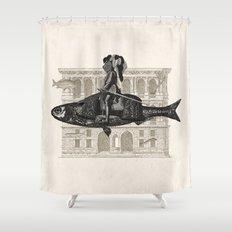 Impromptu n°1 Shower Curtain