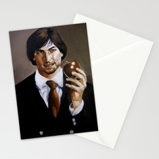 We'll Miss You, Steve.  Stationery Cards