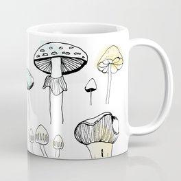 Mushroom harvest Coffee Mug