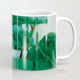 Plant After Rain / Ficus Elastica Coffee Mug
