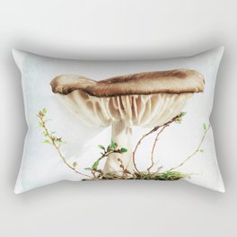 Wild Mushroom #1 Rectangular Pillow
