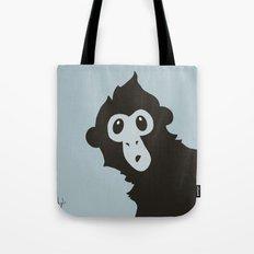 Spider Monkey - Peekaboo! Tote Bag