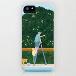 Lovely Afternoon iPhone Case