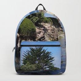 Carmel Beach South #2 Backpack