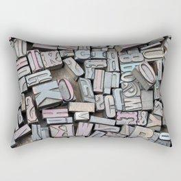 Print Studio Rectangular Pillow