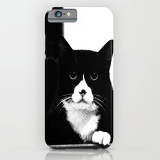 Black Cat iPhone 6s Slim Case