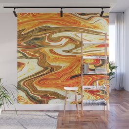 Marbled XIII Wall Mural