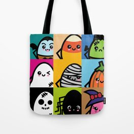 Creepy Eggs Series - Halloween Tote Bag