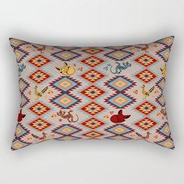 Desert World Rectangular Pillow