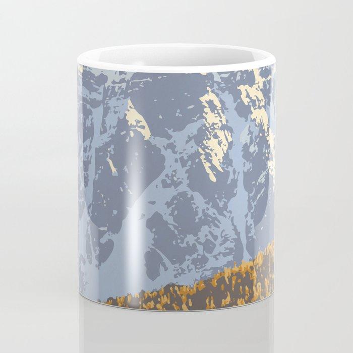Banff National Park Coffee Mug