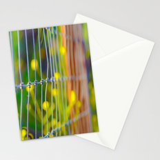 Spring Fence Stationery Cards