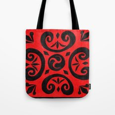 Untitled (Cover Design for Notebook) Tote Bag