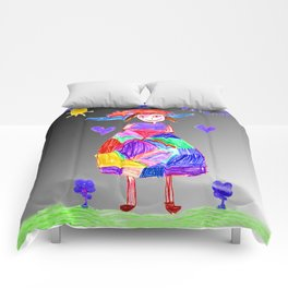 Mrs Evi Comforters