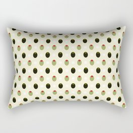 Olives Rectangular Pillow