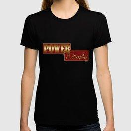 Power women T-shirt