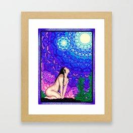 Rebecca Raven Framed Art Print