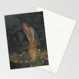 MIDSUMMER EVE - EDWARD HUGHES  Stationery Cards