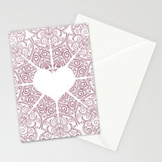 Love Lace Stationery Cards