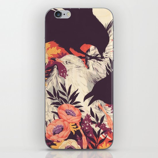 Harbors & G ambits iPhone & iPod Skin
