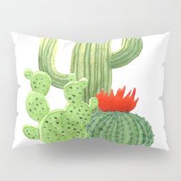 Perfect Cactus Bunch Pillow Sham