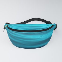Water : Teal Tranquility Fanny Pack