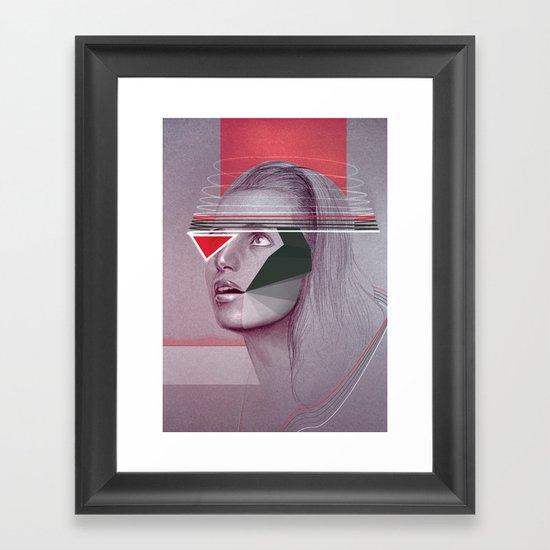 The Compromise Framed Art Print