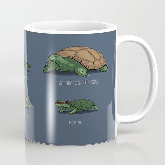 Know Your Turtles Mug
