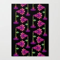 Mega Floral Canvas Print