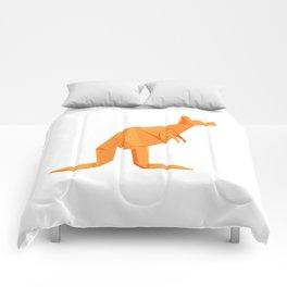 Origami Kangaroo Comforters