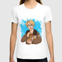hetalia T-shirts featuring Stars by kitkatkatee