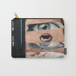The Federal Reserve - Vintage Collage Carry-All Pouch
