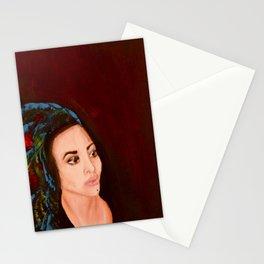 headdress Stationery Cards