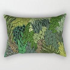 Leaf Cluster Rectangular Pillow