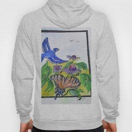 Blue Jay Fantasy Hoody