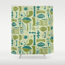 Merelava Shower Curtain
