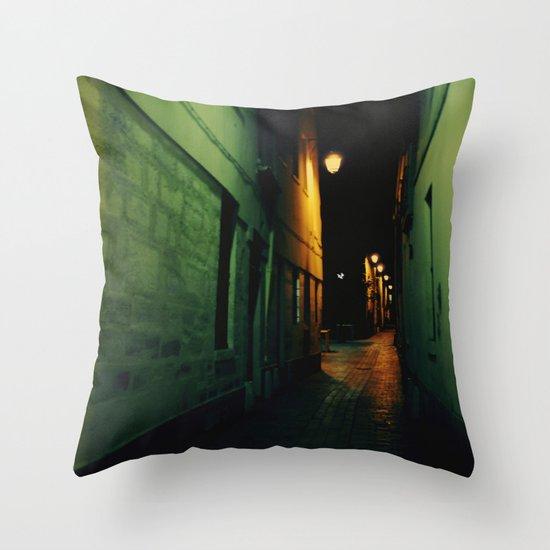 Darkway Throw Pillow