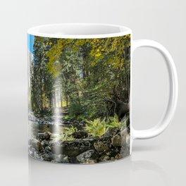 Yosemite Fall Color And Merced River 10-20-18   Coffee Mug