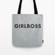 GIRLBOSS Tote Bag