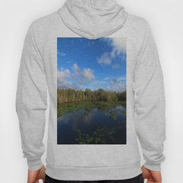 Blue Hour In The Everglades Hoody