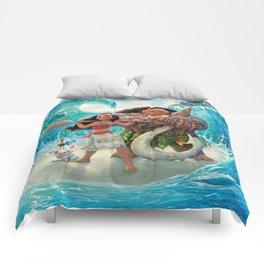 Moana 2 Comforters
