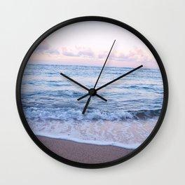 Ocean Morning Wall Clock