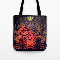 Sage of Fire Tote Bag