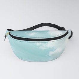 Head in the clouds #buyart #decor #freshair Fanny Pack