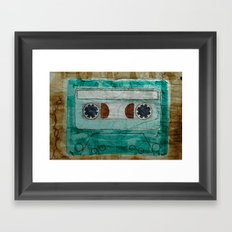 Tapetastic Framed Art Print