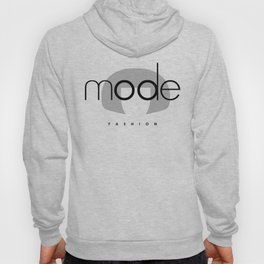 Edna Mode Fashion (logo big) Hoody