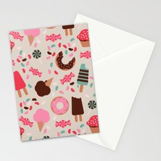 desserts! Stationery Cards