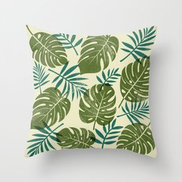 Yucamane Throw Pillow